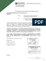 MINSA-Entro en vigencia Ley de Servicio Civil 30057