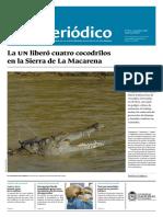 Periodico de la Universidad Nacional de Colombia, edición 194.