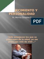 Envejecimiento y Personalidad