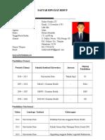CV Rezky Rendra