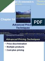 Pricing Technique