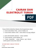 2 a. Cairan Dan Elektrolit Tubuh