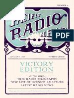 Pacific Radio Vol 1 6 Jan 1920