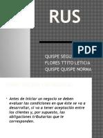 Diapositivas Rus Listo