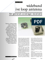 Active Loop Antenna
