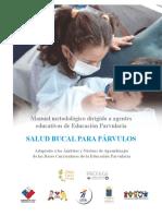 Manual Salud Bucal Para Párvulos 2009