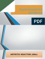 Espondiloartritis Periférica Expo