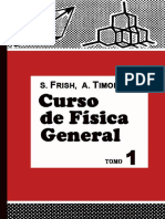 Curso de Física General. Tomo 1