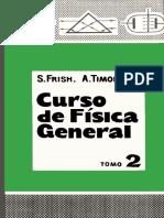 Curso de Física General. Tomo II
