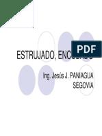 ESTRUJADO-ENCUBADO