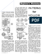 2948-Patterns for Hollow Castings