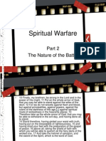 Spiritual Warfare.part 2.Mind Games
