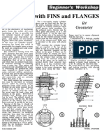 2950-Patterns With Fins & Flanges