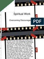 Spiritual Work.courage and the Tongue