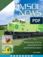 Comsol News 2009