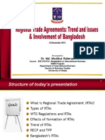 9. RTAs and Bangladesh
