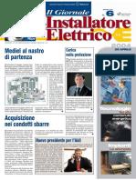 Speciale Soluzioni e prodotti 'Una piattaforma Hi-tech' - Il Giornale dell'Installatore Elettrico n. 6 - 25 Aprile 2004 - Anno 26    - www.intellisystem.it
