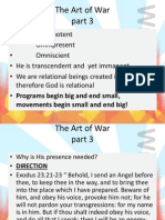 The Art of War Part 3