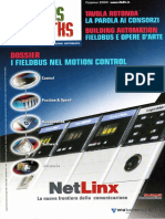 Building Automation, Fieldbus e Opere d'arte 'Arte sotto vuoto' - Fieldbus & Networks - Febbraio 2004 - www.intellisystem.it