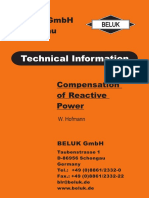 Reactive Comp Technical Manual