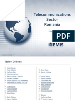 1505_EMIS Insight - Romania Telecom Sector Report