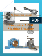Computer Aided Machine Drawing Manual