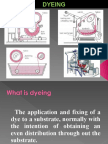 dyeing machines