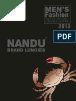 Nandu Mark Lungi