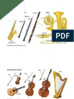 Different Instruments