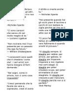 frasi varie in italiano