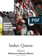 Indus Queen - Benazir Bhutto