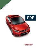 Honda 2011 annual report