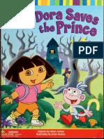 Dora Saves the Prince Story