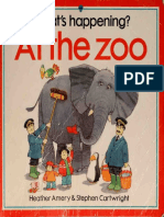 At the Zoo Story