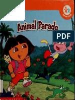 Animal Parade Dora Story