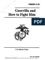 The Guerilla and How to Fight Him