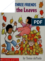 The Three Friends and the Leaves