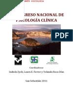 CONGRESO 2011 108447231 Psicologia Clinica by Luis Vallester Psicologia Documento
