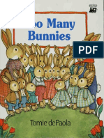 Too Many Bunnies Story