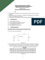Práctica No 6 Polarización Del Transistor JFET
