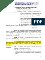 1. Crd Portaria Nº 0168