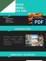 1diagnóstico Empresarial - Alimentos s.a (Final)