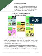 7 nguyên tắc phát âm có thể bạn chưa biết - VnExpress