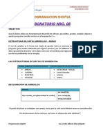 Laboratorio nro 8 DEV c++ PROGRAMACION DIGITAL.pdf