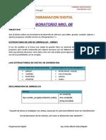 Laboratorio nro 8 DEV c++ PROGRAMACION DIGITAL.pdf