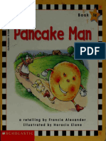 The Pancake Man
