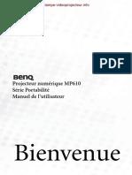 BenQ-MP610