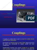 Couplings - A basic introduction to different types of couplings