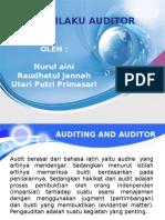 Bab 14 Pola Perilaku Auditor