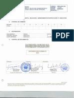 Procedimiento- Reclutamiento, Selección, Nombramiento-contratación e Inducción de Personal